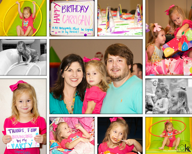 Bloxom - Carrigan's Bday Party - 8.2013