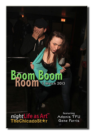 3 march 2013 Boom Boom Room