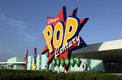 8. Pop Century Resort