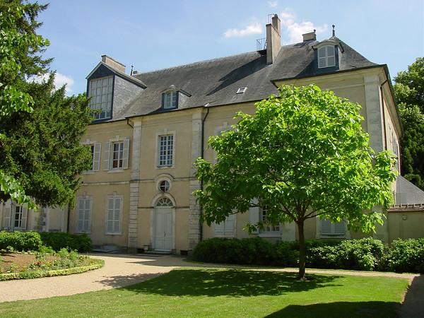 Maison de George Sand - Exterieurs