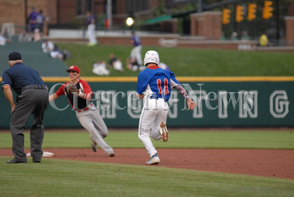 06-04-15 Hicksville vs Berlin Center Western Reserves State Semifinal