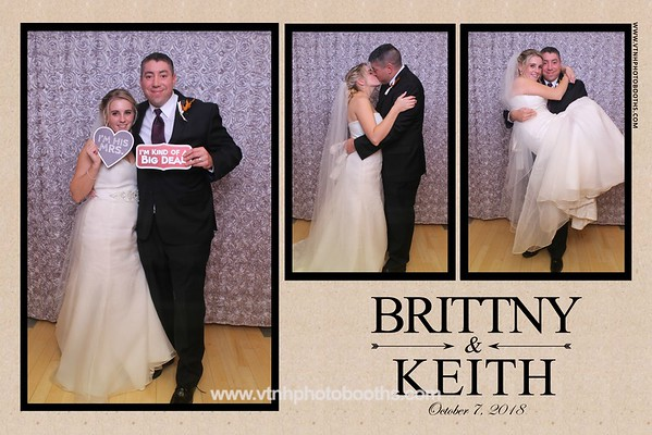Prints - 10/7/18 - Brittny & Keith