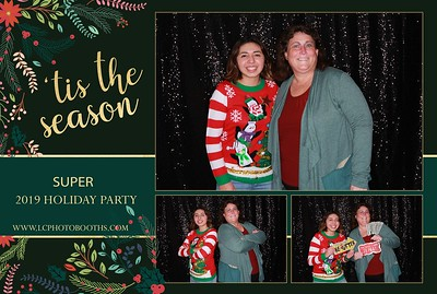 SUPER 2019 Holiday Party 2019
