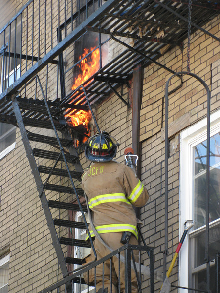 09.19.10 - Working Fire - Jersey City, NJ
