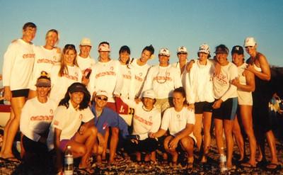 22nd Annual Na Wahine O Ke Kai 9-24-2000