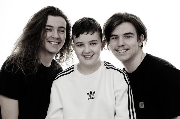 Dan, Tom and Ben