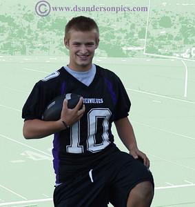 #10 Shawn Harris