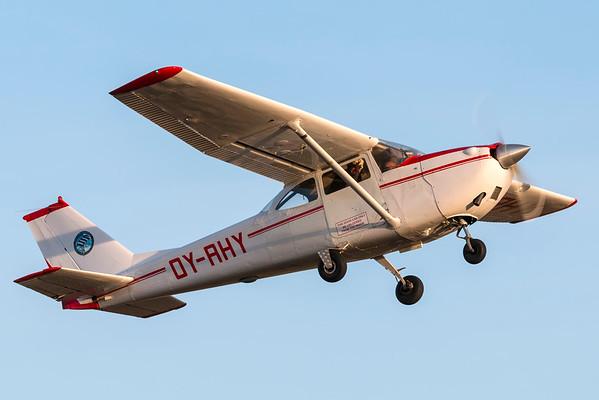OY-AHY - Reims Cessna F172H Skyhawk