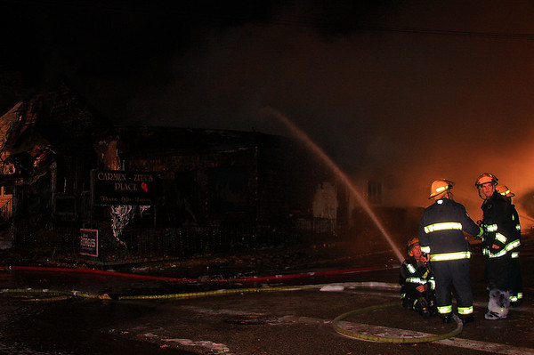 Fall River 2nd Alarm 11/3/2010