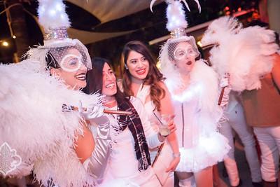 White Party Miami - Circus @ Nikki Beach