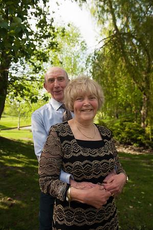 Sylvie and Dave's Golden Wedding