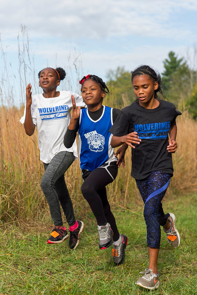 ORRRC Cross Country 5k+ - October 14, 2017