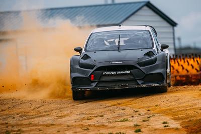 Loenbro  Motorsports - Focus RSRX Testing