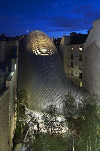 FRENER & REIFER Fassaden / Michel Denancé