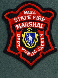 Massachusetts Sate Fire Marshal