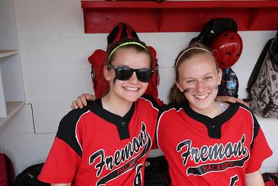 Girls JV Softball - 5/19/2014 Coopersville