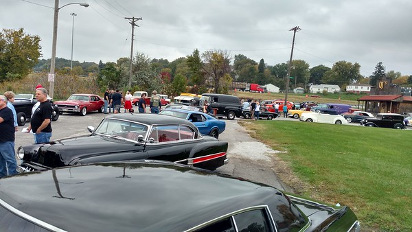 2016 Hot Rods Of Omaha Reliability Run