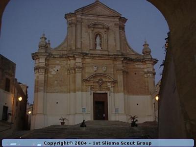 2001-09-14 Summer Camp 2001 - Gozo