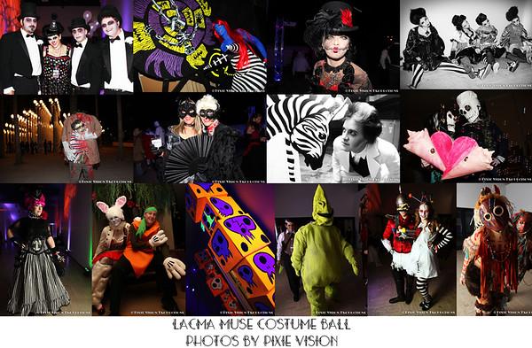 LACMA Muse Costume Ball 10/29/11