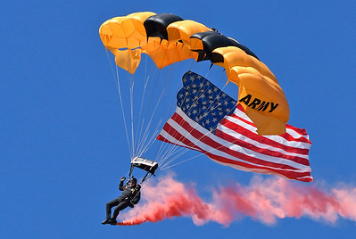 Yeager Airport Airshow