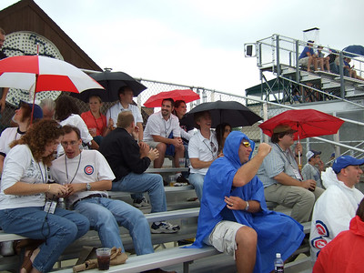 Cubs Game, 8/20/2007