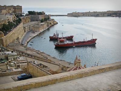 Valletta, Malta 8/15/11