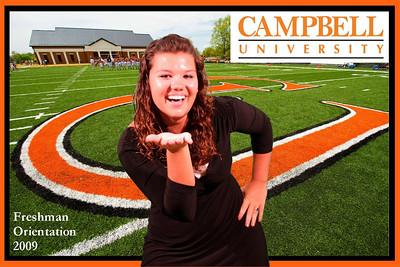 Campbell University 2009 Freshman Orientation