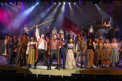NNHS Les Miserables (April 2019)