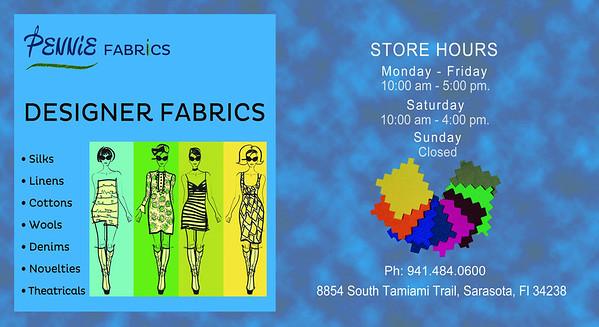 Pennie Fabrics