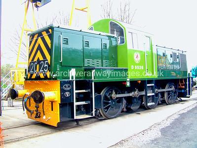 Class 14 Diesel Hydraulic Locomotives