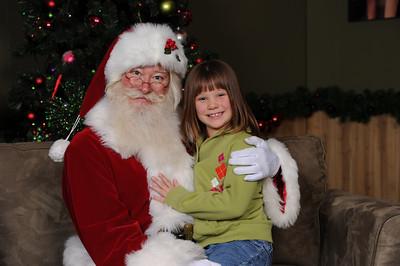 Santa Photos - SundayEvening 6pm to 9pm
