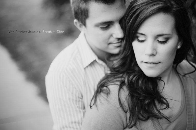 Sarah + Chris Engagement