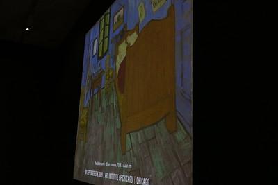 Van Gogh at the Art Institute