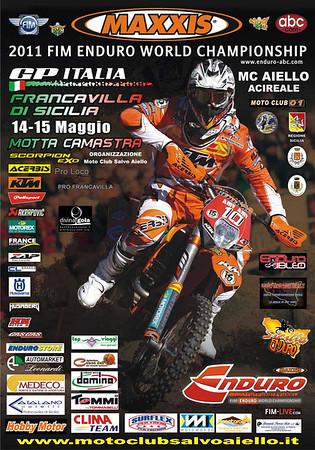 Campionato Mondiale Enduro 2011 - Sicilia