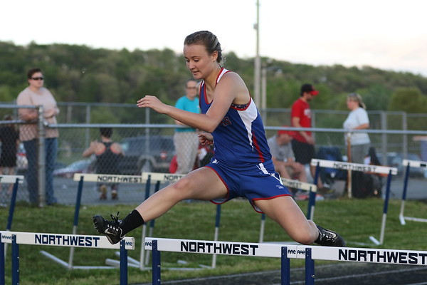 08g Track:  Northwest Invitational Girls 2017