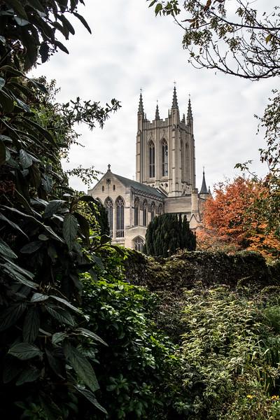 Bury St. Edmunds, St. Edmundsbury Cathedral