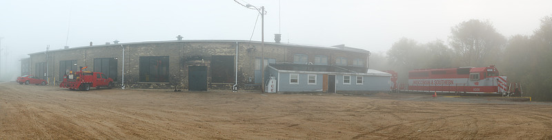Wisconsin & Southern - Janesville Yard