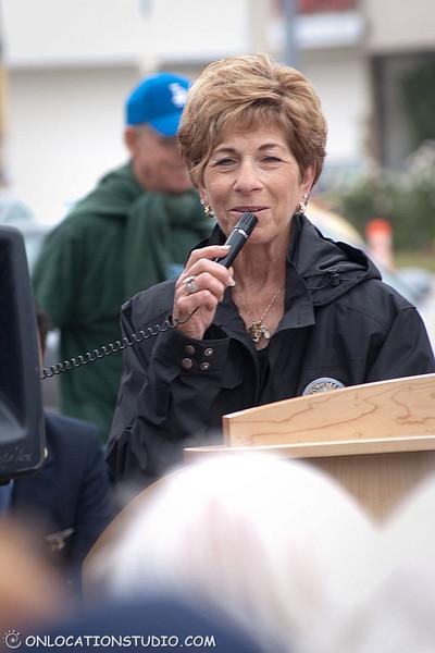 9-11 Memorial Service at Hermosa Beach 2010