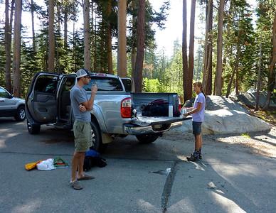 Tahoe Rim Trail - Section #6