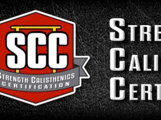 Strength Calisthenics Certification