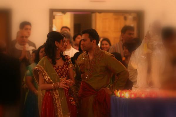Vivek and Juhi