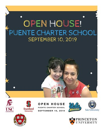 PUENTE CHARTER OPEN HOUSE 2019