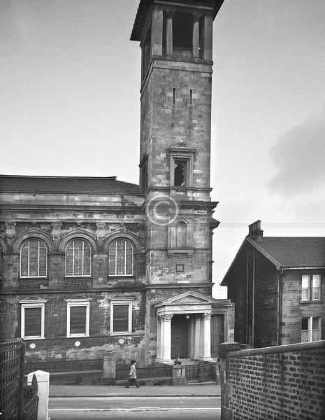 Craigpark, Regent Place U F Church.    January 1976