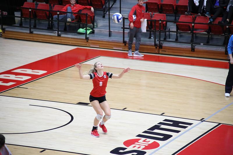 Women's Volleyball vs. USC Upstate