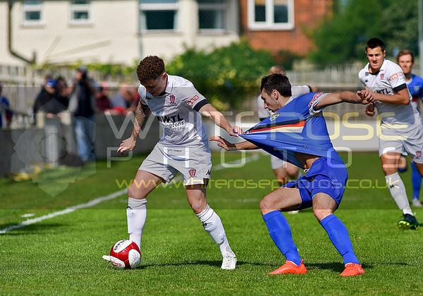 Whitby Town v Witton Albion 25 - 08 - 18