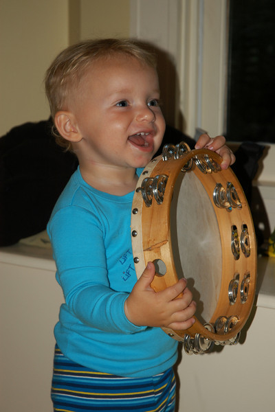 With a Tambourine.jpg