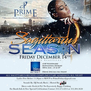 Bleu 12-14-12 Friday