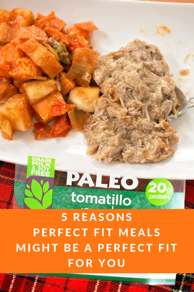 Here are 5 reasons that Perfect Fit Meals might be the perfect fit for you! Make sure to enter the giveaway to win a prize package! #ad #HPPPerfectFitMeals