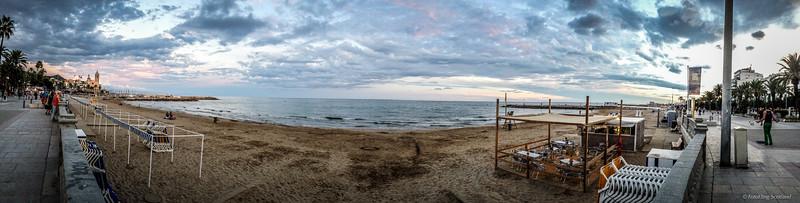 Sitges Beach