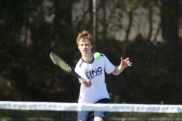Varsity Boys' Tennis May 2013